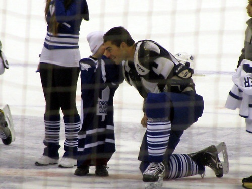 Joffrey Lupul: Good People #Hockey #Maple_Leafs @n17dg