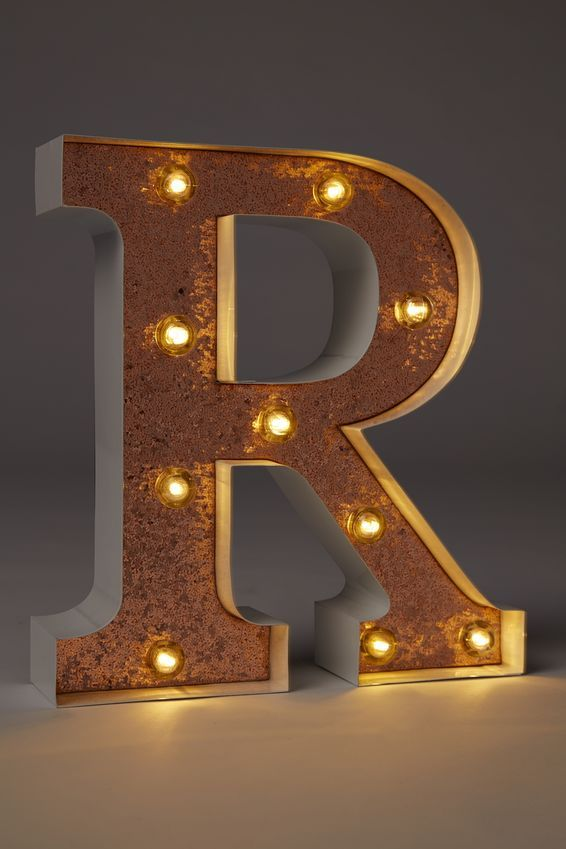 Small Marquee Letter Lights 23cm Lighted Marquee Letters Light Letters Marquee Letters