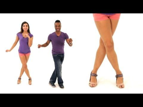 How to Do Advanced Footwork | Bachata Dance - YouTube