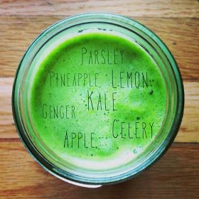 A Simply Raw Life: THE BEST GREEN JUICE BLEND!