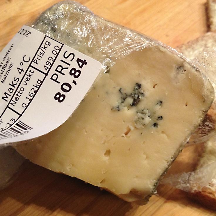 Tingvoll Kraftkar. Superb.  Norwegian cheese!
