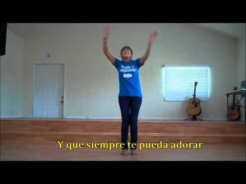 Generacion 12 Kids Eres Santo EBV cantos para niños cristianos coreografia
