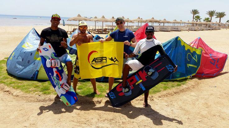 Kitesurfing Holiday in Egypt, Soma Bay - Safaga, Amwaj Blue Beach Resort & Spa