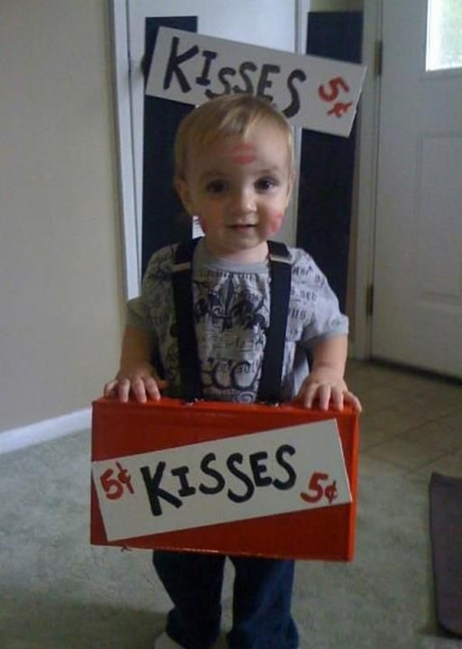 best Halloween costume, EVER! =)