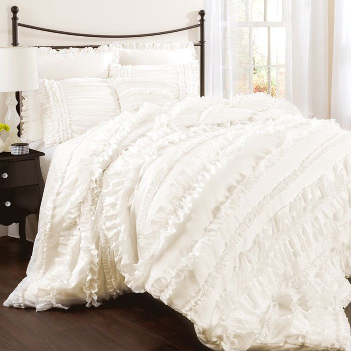 Frills Comforter Set