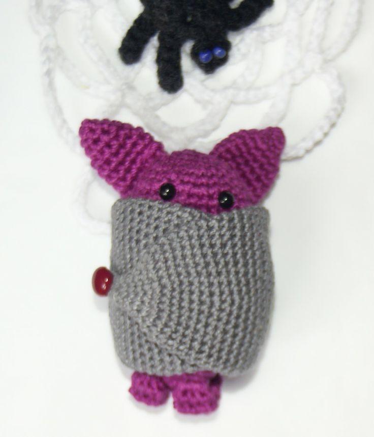 Amigurumi Bat Wings : Bat - amigurumi crochet for Halloween Crochet for ...