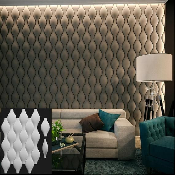 Pin By محمد سلامه On حوائط 3d Wall Decor Wall Panels Plastic Molds