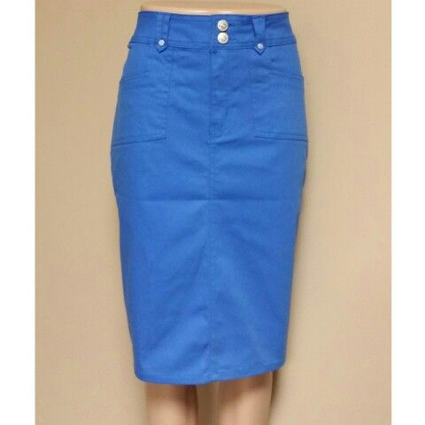 1000 images about colored denim skirts on