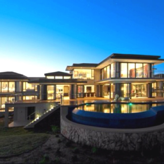 Superb Wessels Joyce Associates Designed This House In Knysna, South Africa Good Ideas