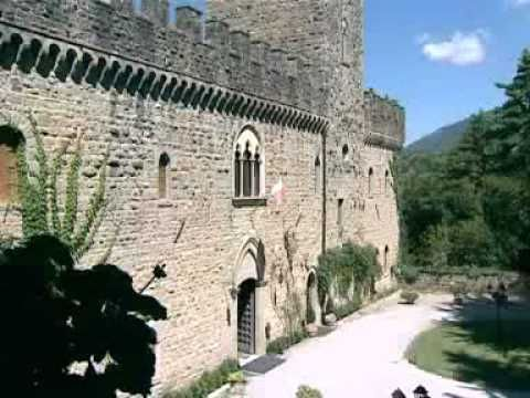 ▶ Castello dell'Oscano - YouTube