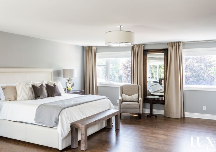 9 Best Images About A Beautiful Master Bedroom By Lux Decor On Pinterest
