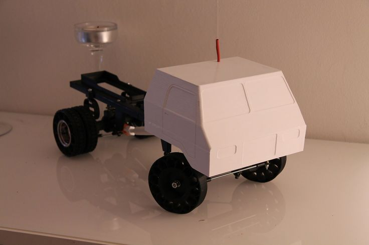 awesome 3D printed RC truck, part 3 Check more at http://gadgetsnetworks.com/3d-printed-rc-truck-part-3/