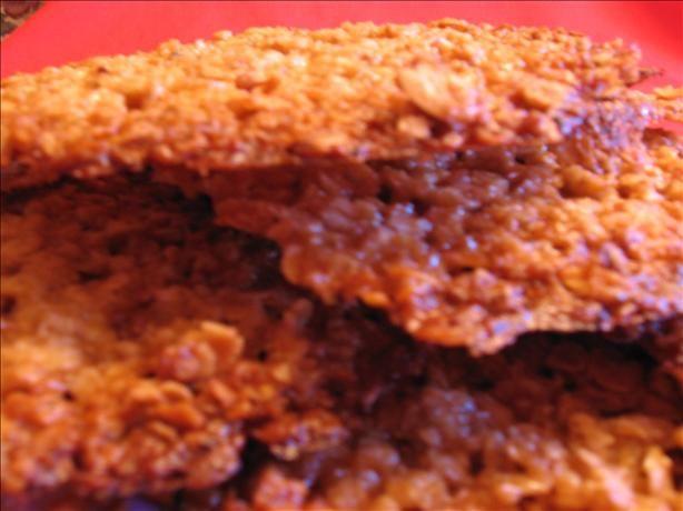 Lacy Oatmeal Crisp Cookies | Recipe