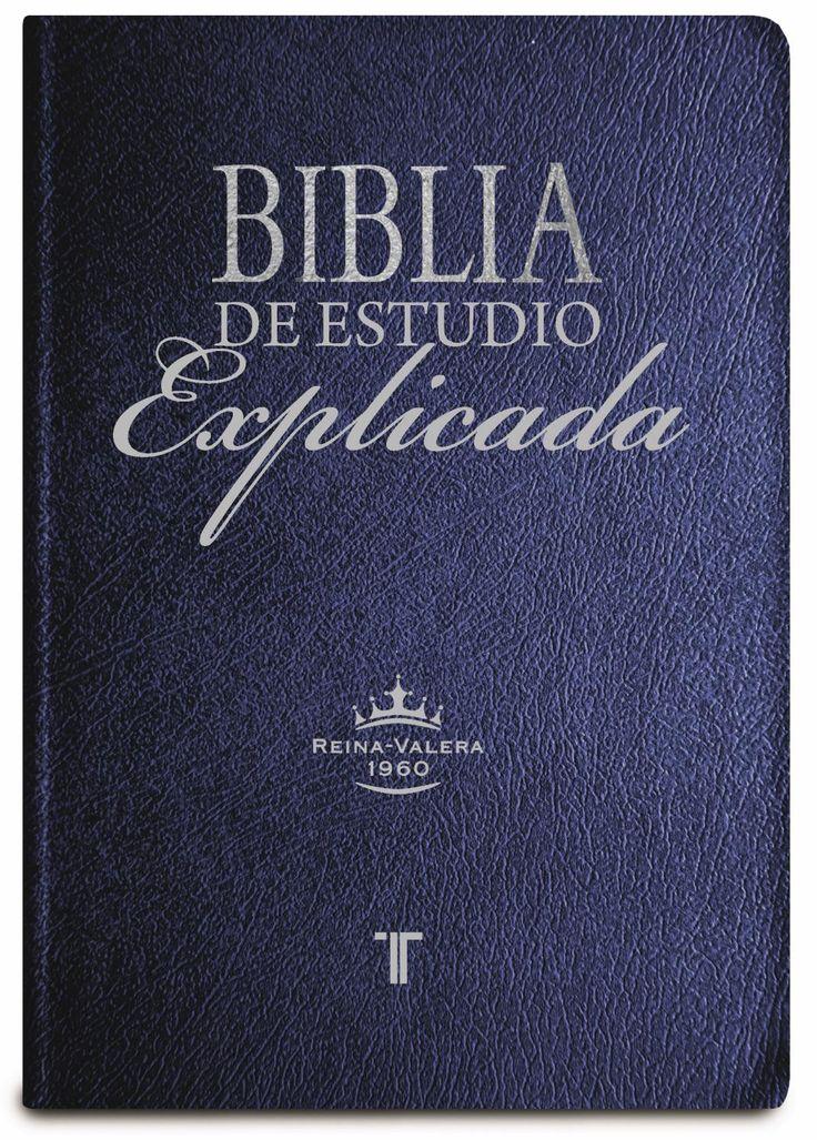 Muestra Biblia de estudio explicada Una Biblia de estudio que ofrece un…