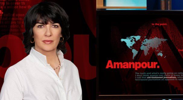 How much is Christiane Amanpour's yearly income? How much net-worth has she collected so far? #ecelebrityfacts Stay tuned!!!
