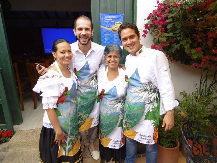 Santander, segundo en Premios de Cocinas Tradicionales Colombianas • Conoce más de este artículo en www.cocinarte.co