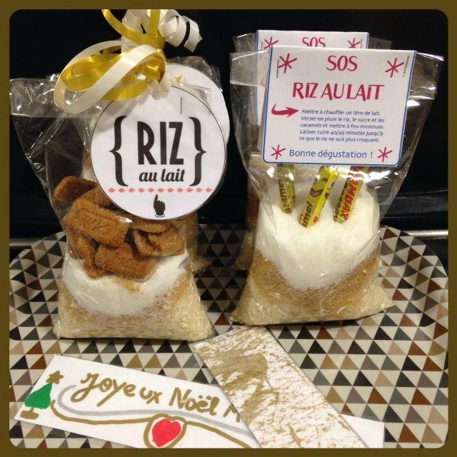 kit riz au lait /l'estaminet du babillage