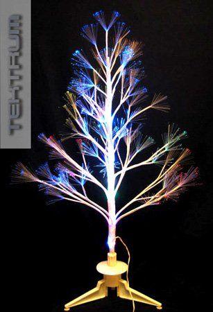 89 best Fiber Optic images on Pinterest   Fiber optic christmas ...