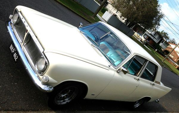 1962 FORD ZEPHYR MKIII $16000