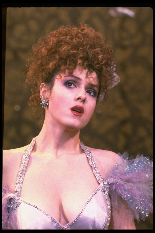 Bernadette Peters as The Witch. Photo by Martha Swope.
