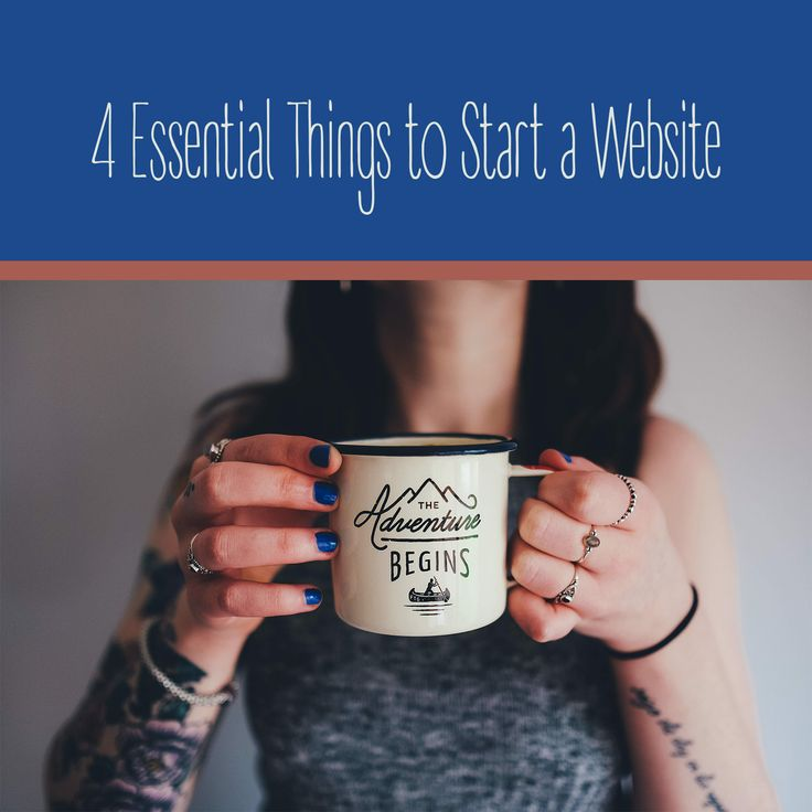 4 Essential Things to Start a Website  | Varró Joanna Design | Graphic Design…