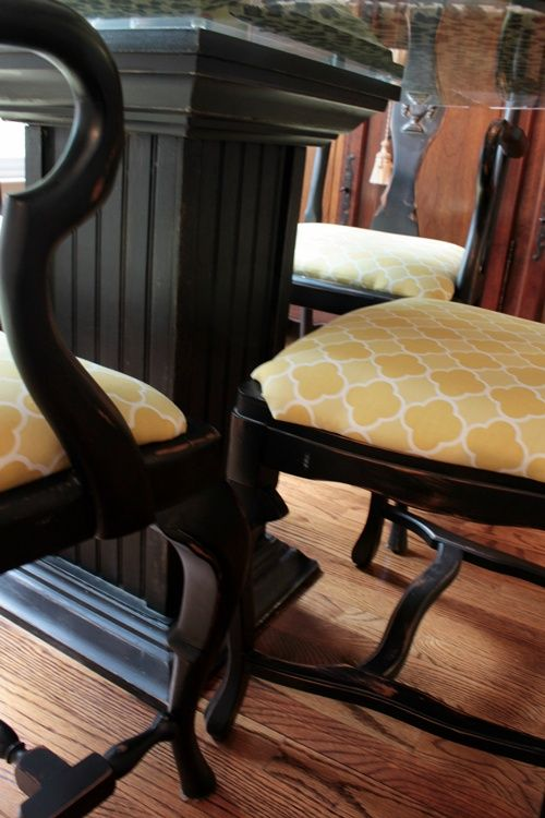 25+ Unique Recover Chairs Ideas On Pinterest | Upholstering Chairs,  Refurbished Dining Tables And Throw Pillow Covers