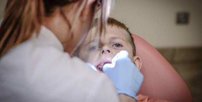 Big day at Dentist