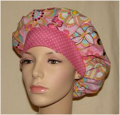 Surgical Cap Sewing Patterns