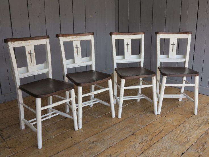 ukaa buy and sell farrow u0026 ball distressed finish painted church chairs online and for sale in our antique furniture shop in cannock wood