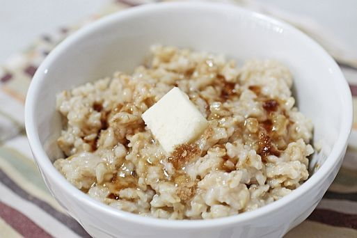 No-Mess Slow Cooker Steel Cut Oats  | Bob's Red Mill: Old Schools, Steel Cut Oats, Cooker Steel, Cooker Oatmeal, Oatmeal Tops, Crockpot Steel, Steel Cut Oatmeal, Oatmeal Recipes, Bobs Red Mills Oatmeal