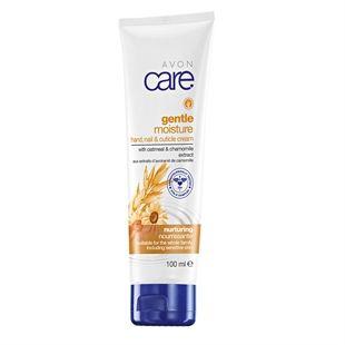 Avon Care Gentle Moisture Oatmeal Hand Cream
