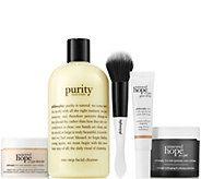 Philosophy Daily Dose Of Hope 5 Pc Skincare Set A295297 Skincare Set Overnight Moisturizer Skin Care