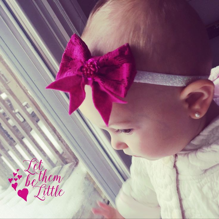 A personal favorite from my Etsy shop https://www.etsy.com/ca/listing/264555470/sweet-bow-hair-clips-headband-girl