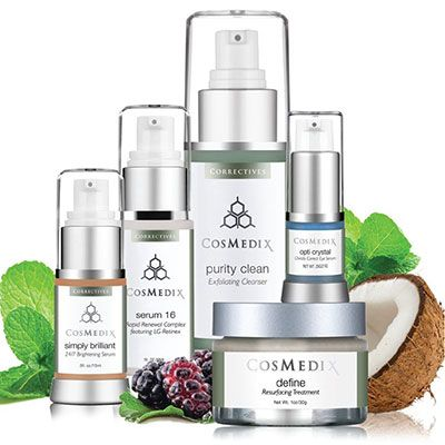 CosMedix Skin Care stocked at Jeune 177 Union Road, Ascot Vale Ph: 9370 1997