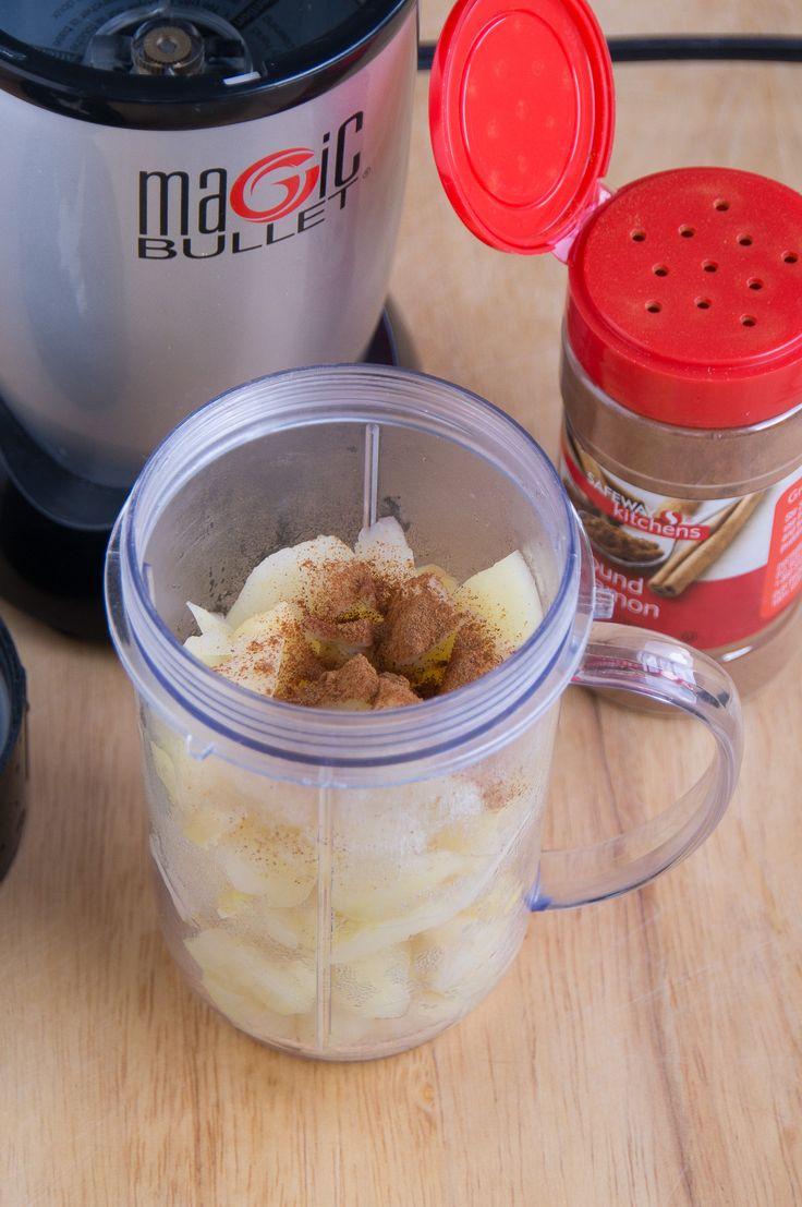 6b1c3b238c84c9f0addc550c329f3617 magic bullet recipes homemade applesauce