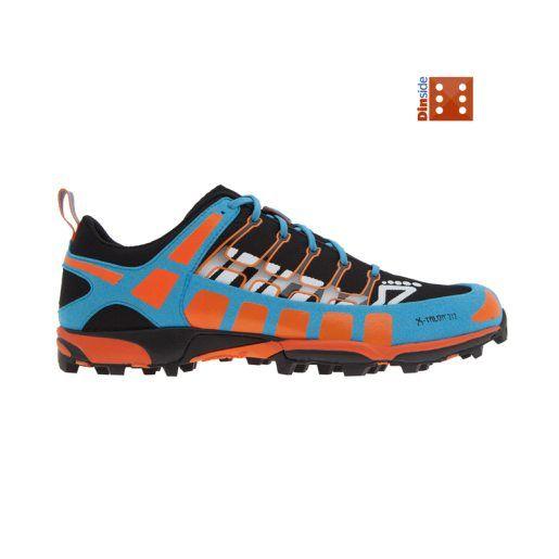 Offroadsko med unikt grep og løpsfølelse. Pustende, syntetisk overdel gjør skoen slitesterk og robust. Skoen har meget lav vekt. STØRRELSE 40,5