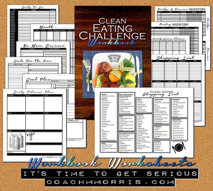 Health & Fitness Binder, Challenge Group workbooks, & MORE ~ To Insanity & Back