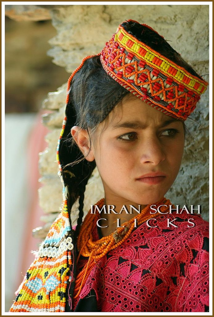 The pagan tribes of Hindu Kush, Chitral, living in the 3 remote valleys of Rumbur, Bamborate and Birir.