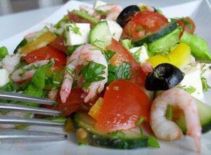 Рецепт №1: Салат «Легкость»