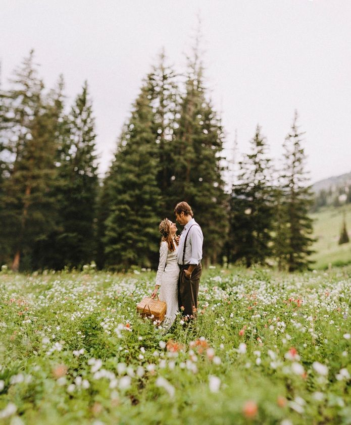 Dylan and Sara Photography - Utah Mountain Engagement
