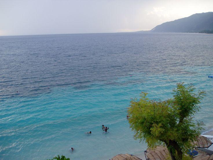 View From Wahoo Bay Beach Hotel Arcadins Coast Haiti Pinterest Beach Hotels Bays And Hotels