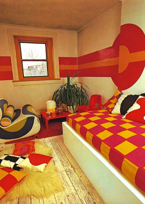 17 best ideas about 60s home decor on pinterest 70s home for 70s bedroom ideas