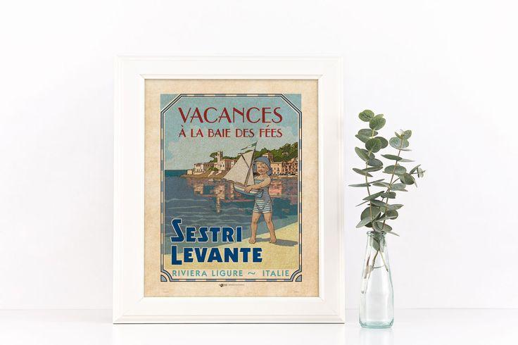 #sestrilevante #genoa #genova #zena #liguria #vintage #targhevintage #vimages…