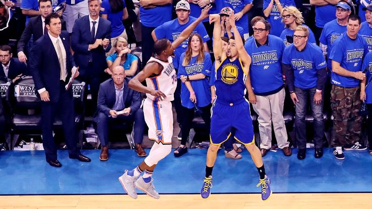 Klay Thompson hits playoff-record 11 3s, says he should've had more