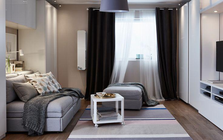 Wohn  Und Schlafzimmer In Einem? Mit Unserer VALLENTUNA  Schlafsofakombination Kein Problem. Mehr Inspiration