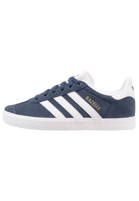 a217f7c0315 GAZELLE - Sneakers laag - collegiate navy footwear white