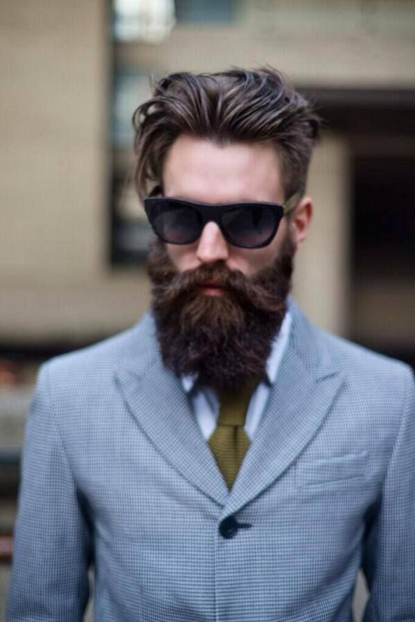 1926 best heir images on pinterest hair cut mens hairstyle and 19 amazing beards and hairstyles for the modern man winobraniefo Image collections