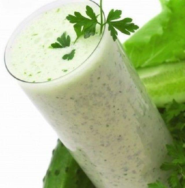 Batido vegetal dulce para aplanar el abdomen | Recetas para adelgazar