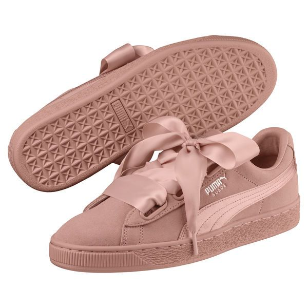 best authentic 19a8a 263d0 Find PUMA Suede Heart En Pointe and other WomensSneakers at ...