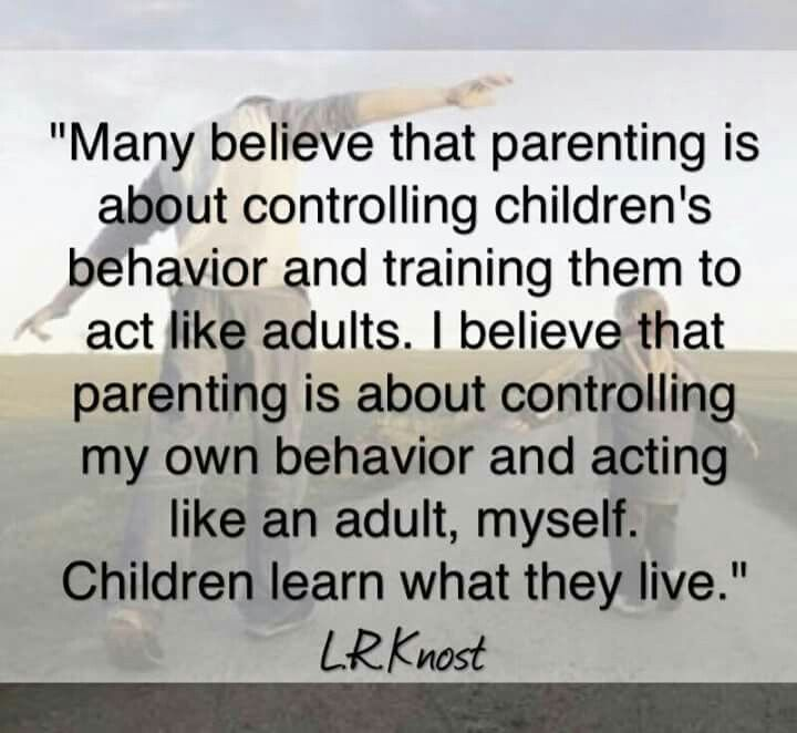 Mindful parenting tip - don't take it personally!